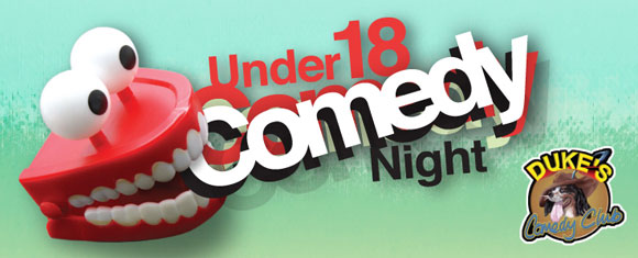 Under 18s Comedy Night @ New Wolsey Theatre, Ipswich, Oct 29!