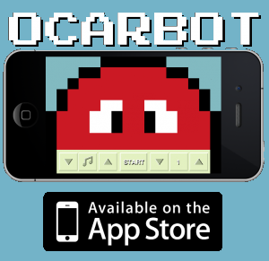 OCARBOT for the Apple iPhone