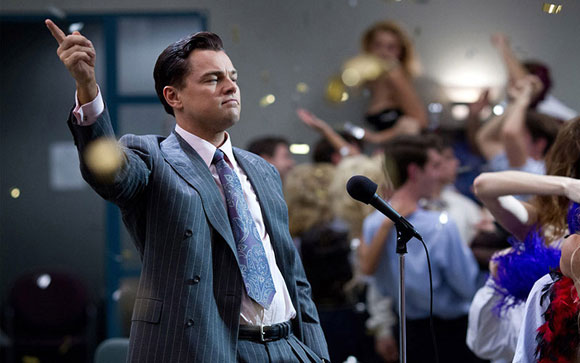 Review: The Wolf of Wall Street, Ipswich Film Theatre, Ipswich, February 14!