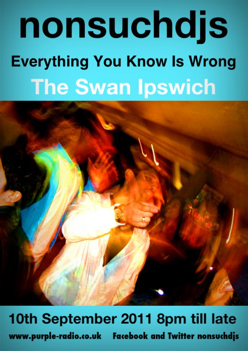 nonsuchdjs BACK AT THE SWAN