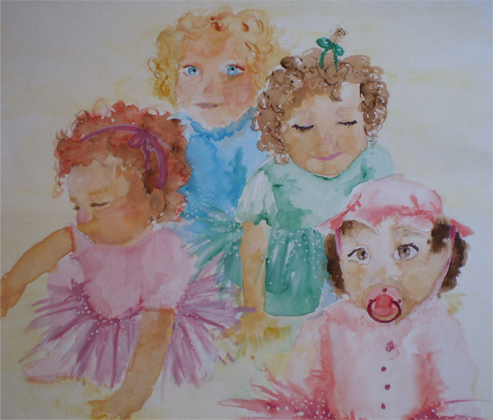 Children Illustration