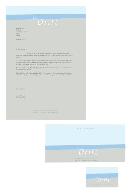 The Drift Stationary