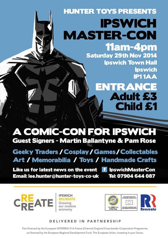 Ipswich Comic Con