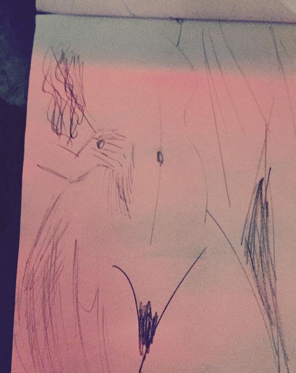 life-drawing nakes ladies
