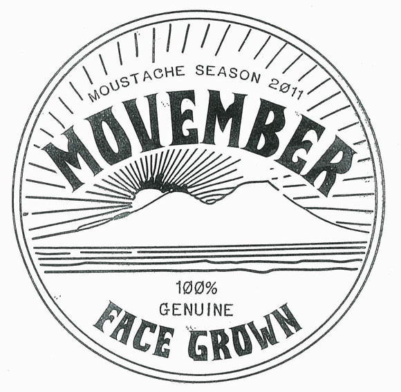 MOVEMBER @ McGinty's, Ipswich, Wednesday November 30!