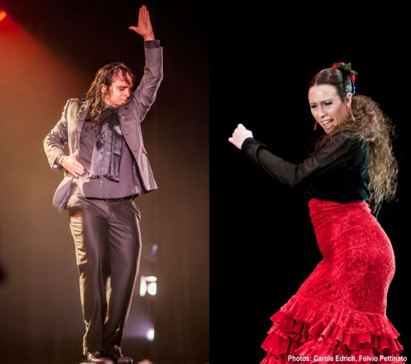 El Llanto Se Mueve (The Cry Moves) - Jairo Barrull Flamenco Company