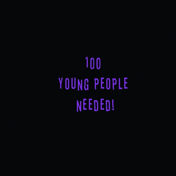 ASAP: 100 young people needed