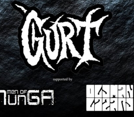 The Therapy Sesions: GURT with support from MEN OF MUNGA and OLD MAN LIZARD@ The Rep THIS FRIDAY