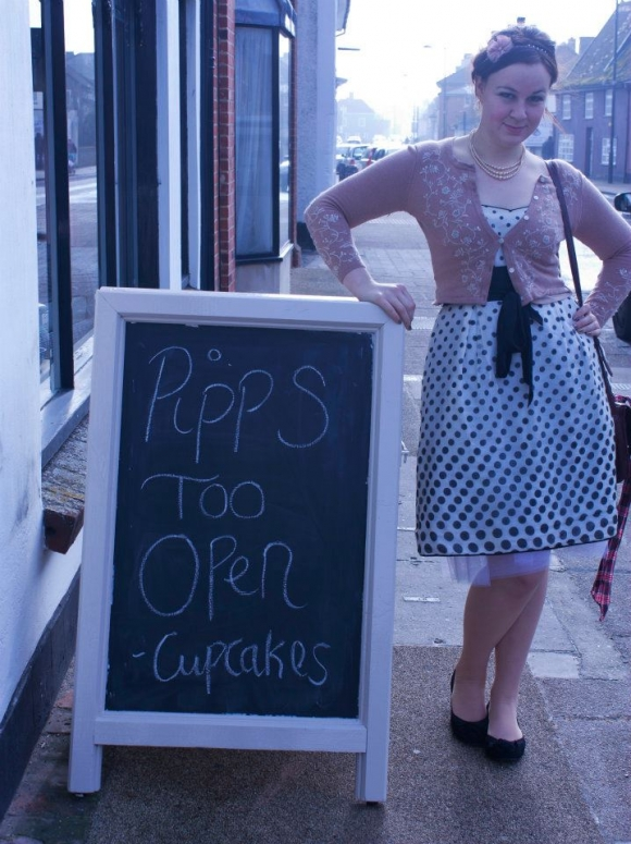 Retro Princess, Vintage Clothing and Dress Hire, Flagship Store Now Open!