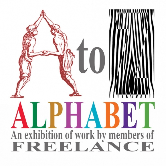 ALPHABET: an exhibition of work by members of Freelance