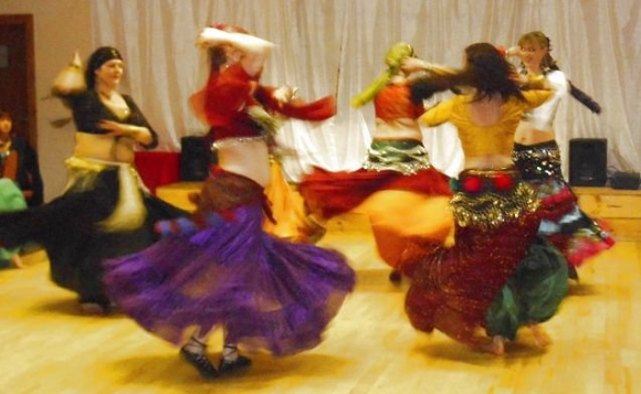 Gypsy Fusion Workshops, first Sunday of every month!