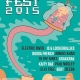 Saturday at Swanfest 2015 featuring Booda French, Dingus Khan and Electric River!