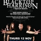 Blacktop Harrison - Album Launch