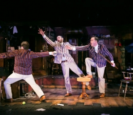 Review: Three Men in a Boat @ Mercury Theatre, Colchester!