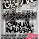 Chewed Up + Chestburster + Casual Nausea @ McGinty's, Ipswich, September 20!