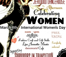 International Women's Day Platform Event at Jerwood DanceHouse