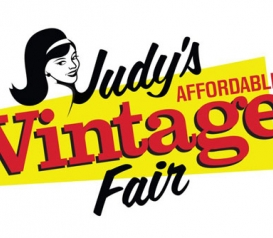 Judy's Affordable Vintage Fair @ Ipswich Corn Exchange, October 12 2014!