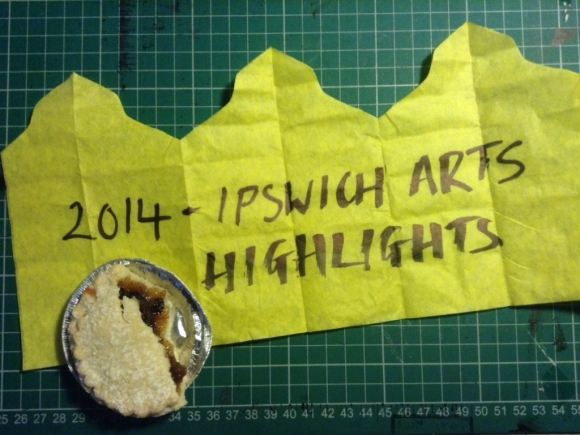 2014 IPSWICH ARTS HIGHLIGHTS