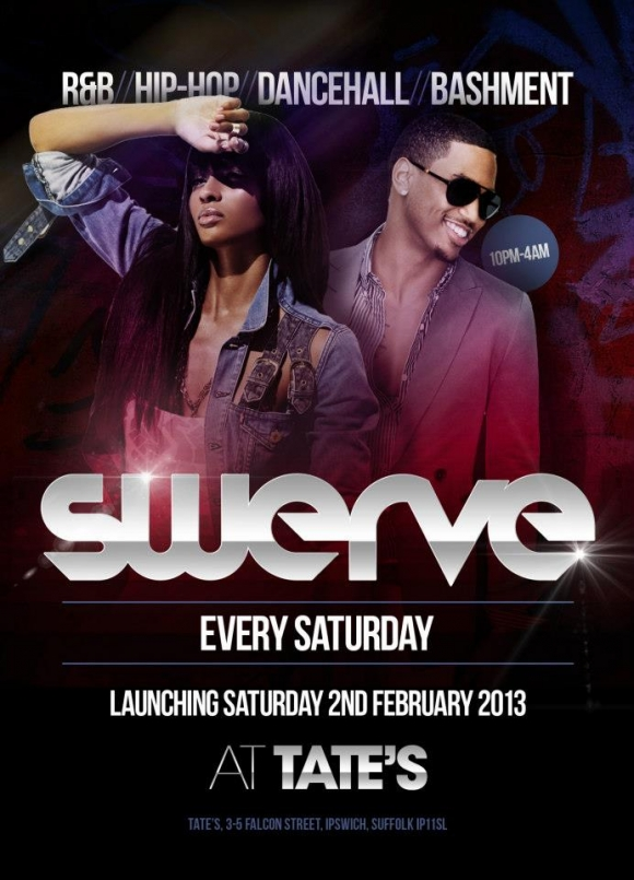SWERVE [Launch Party]