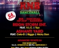 RNB VS DANCEHALL [Pre NYE Party] back