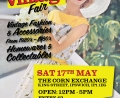 Judy's Affordable Vintage Fair come to the Corn Exchange In May 2014!