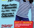 Judy's Affordable Vintage Fair!! Sat 7th March 2015