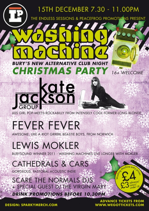 Washing Machine Flyer Dec 11