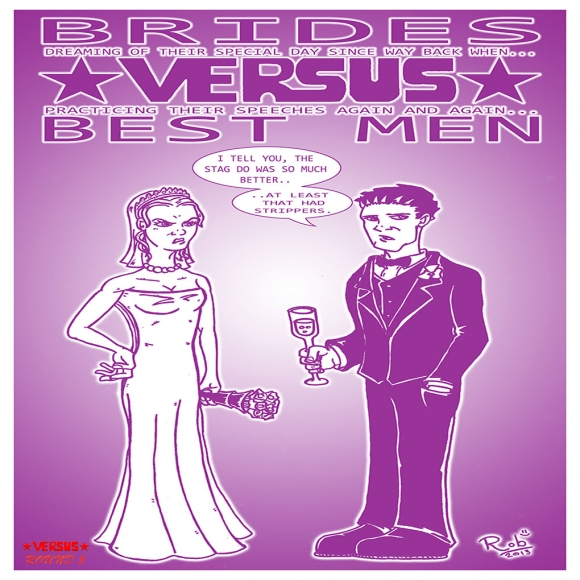 Brides Versus Best Men