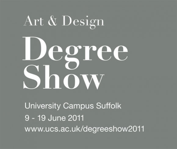 Review: Art & Design Degree Show, UCS, Ipswich, June 8 (Private View)!